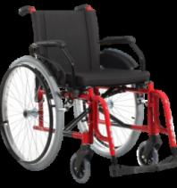 Cadeira de Rodas Dinâmica Lite