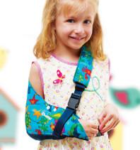 Tipoia imobilizadora Velpeau – Infantil